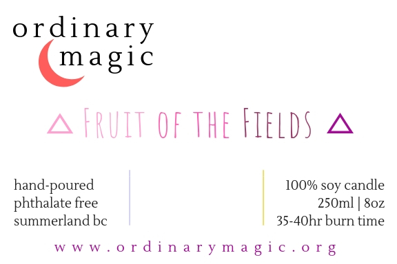 Fruit of the Fields