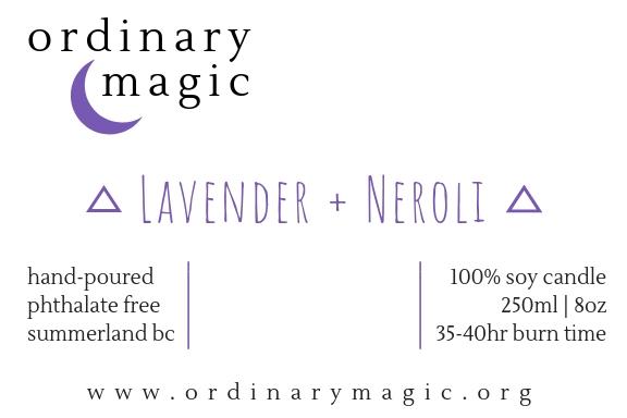 Lavender + Neroli