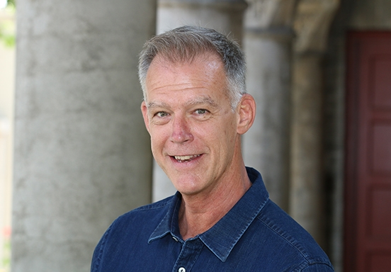 John Stothers, Pastor of Community Life & Care