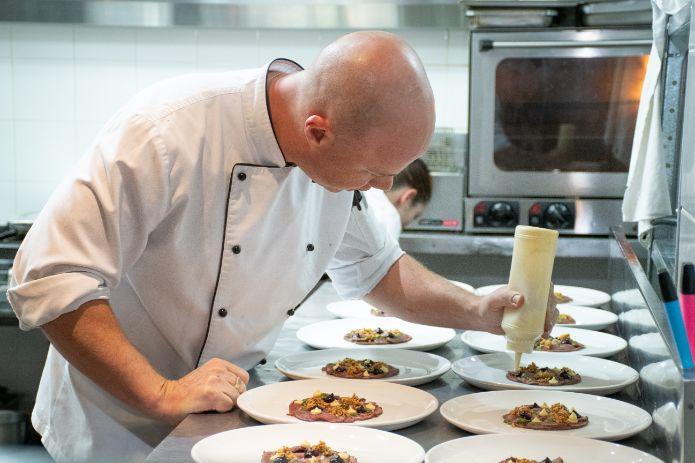 SecretEATS Chef's Table for Ten