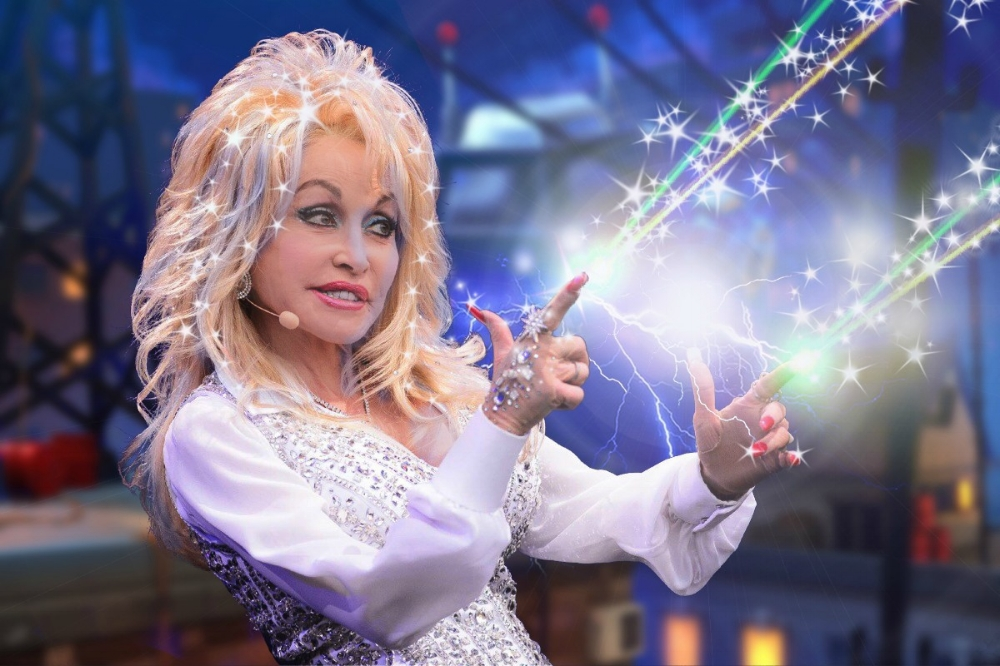 Dolly Parton. Steel Magnolias. Star Wars. Laser tag. Laser tag Nashville, TN.