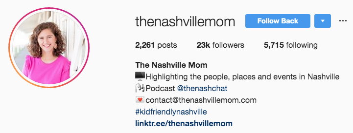 @thenashvillemom - Hear our story as we share it with the lovely @thenashvillemom 's podcast @thenashchat !