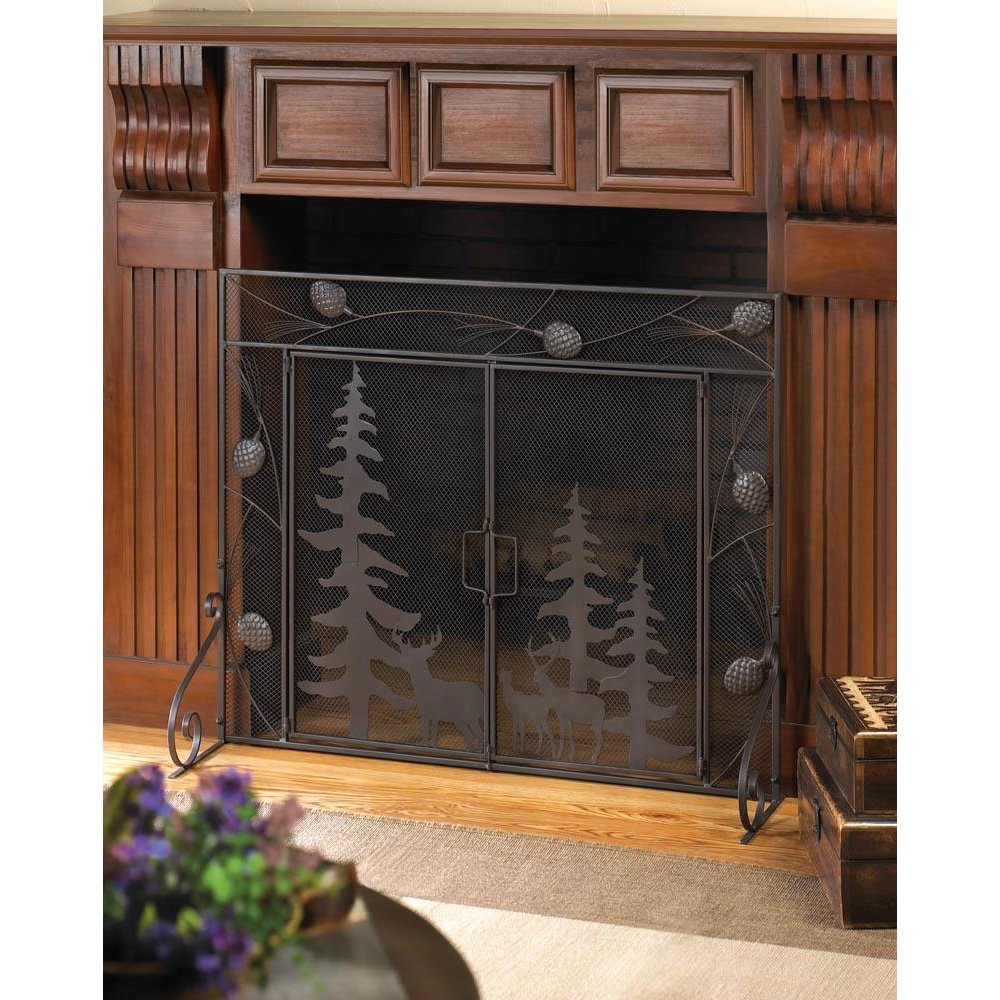 Fireplace Screens -