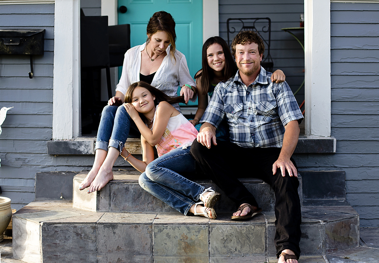 Felica, Ian, & The Girls