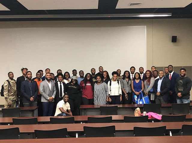 This week the University of Alabama National Pan-Hellenic Council hosted a Sexual Misconduct and Litigation forum alongside Women of Excellence and UA NAACP.