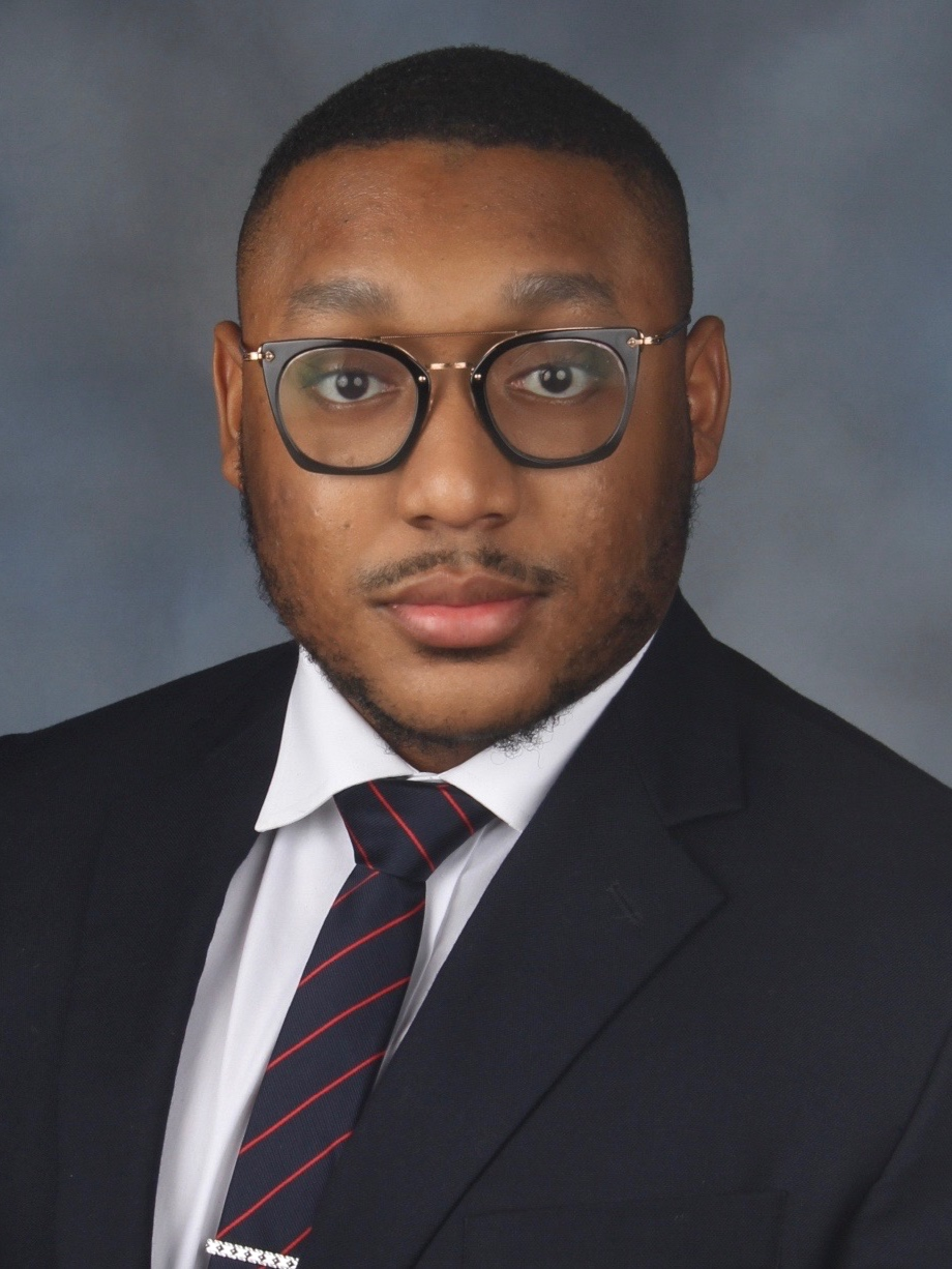 President, Malik Seals - Kappa Alpha Chapter of Alpha Phi Alpha Fraternity, Inc.