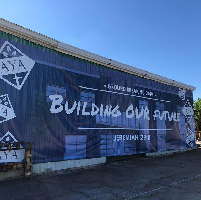 What a beautiful spring day to celebrate a former client's groundbreaking! Born out of a solid strategic plan, Campaign 20/20 is allowing for the creation of another transformative chapter in Atlanta Youth Academy's story.