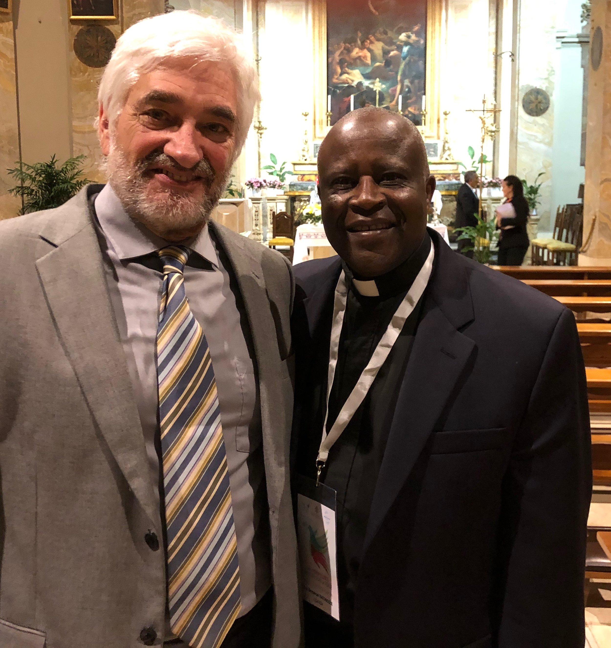 Ken Butigan and Emmanuel Katongole