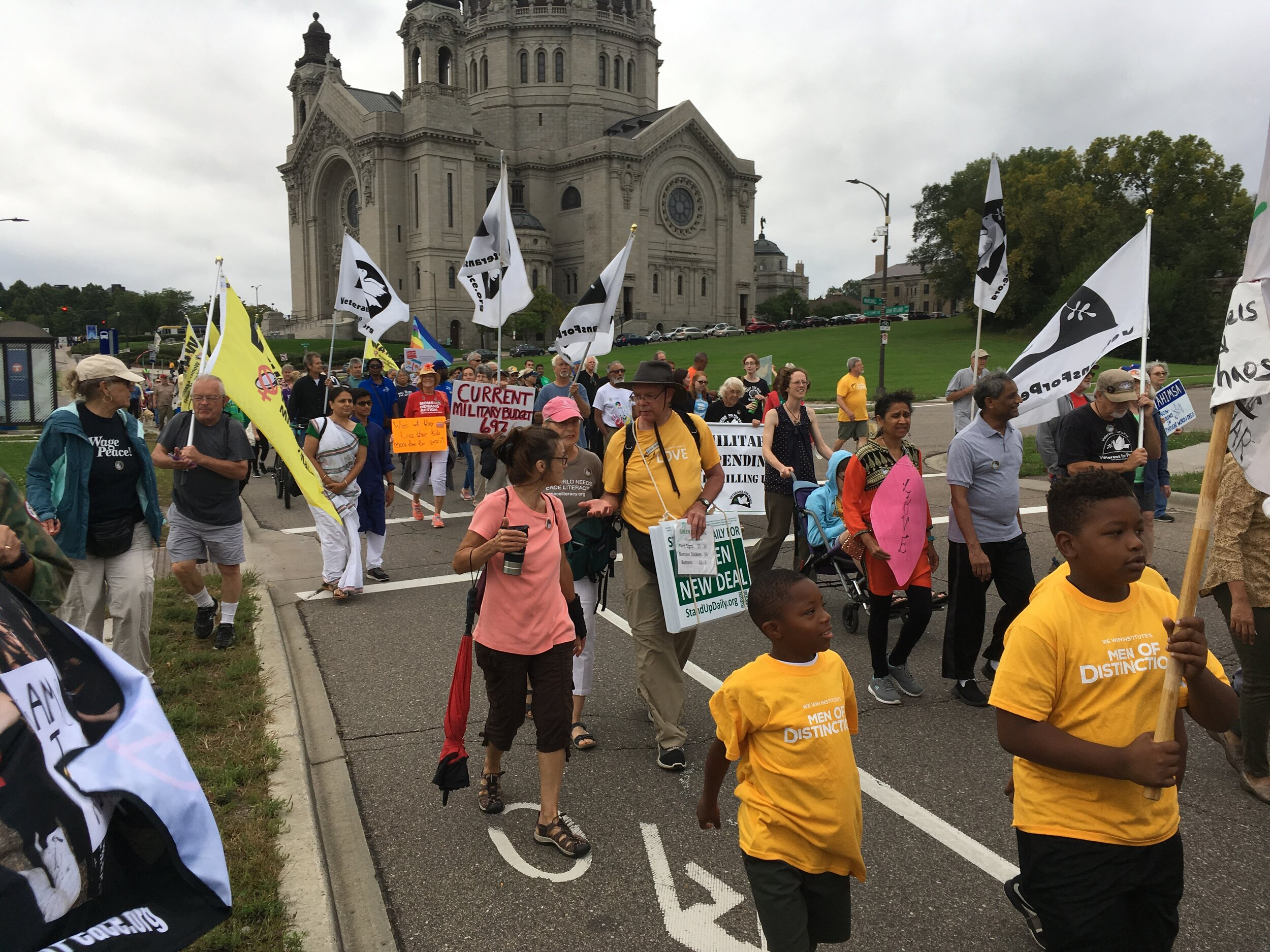 Twin Cities Nonviolent