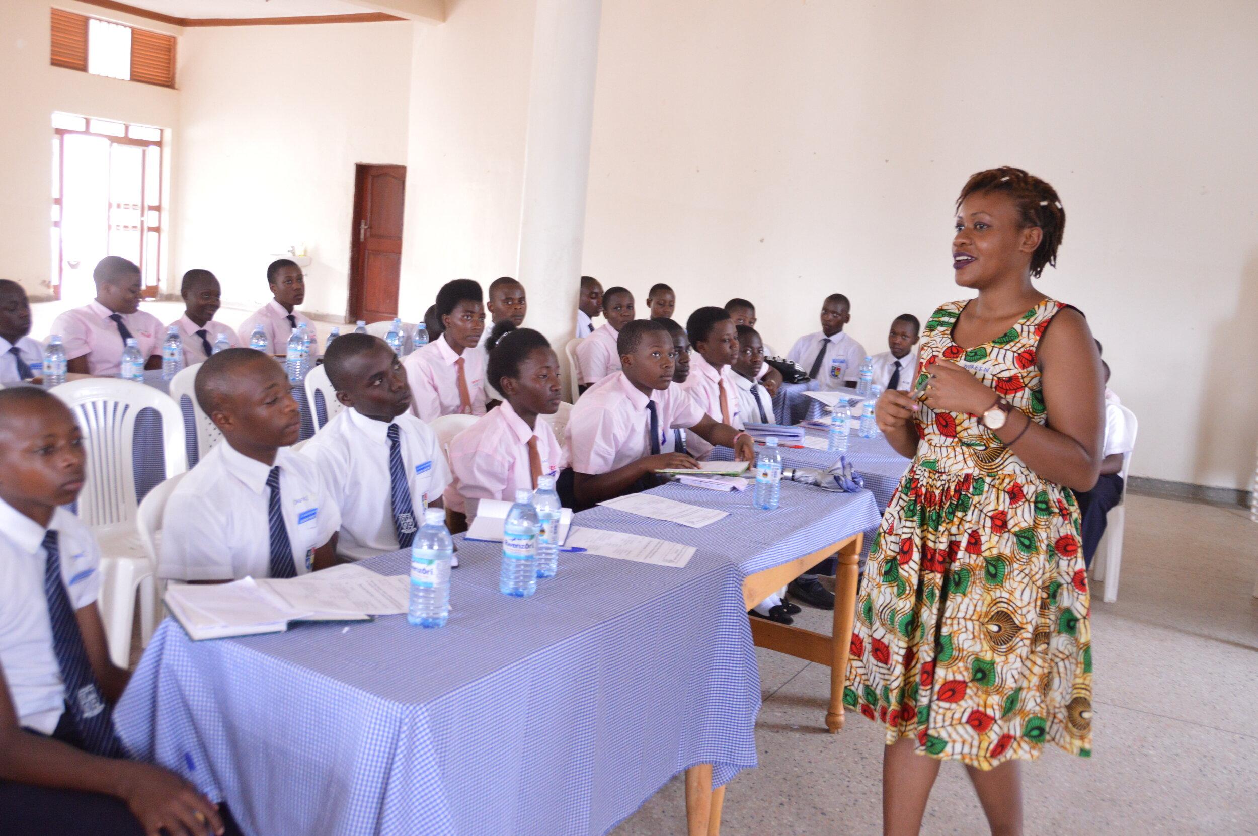 CNV Mbarara, Uganda