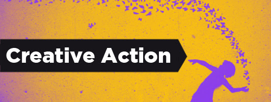 Creativity goes a long way when you're pushing for change. Here are this week's most inspiring creative actions. (And don't miss the piece in the next section about how creative activism is more effective than boring, old petitions.)
