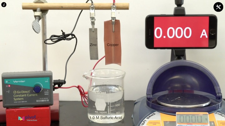 Electrochemistry can be another abstract topic with labs that sometimes produce erratic measurements. Our electrochemistry activities are clear and yield results that will help students understand the processes that underlie these observations.
