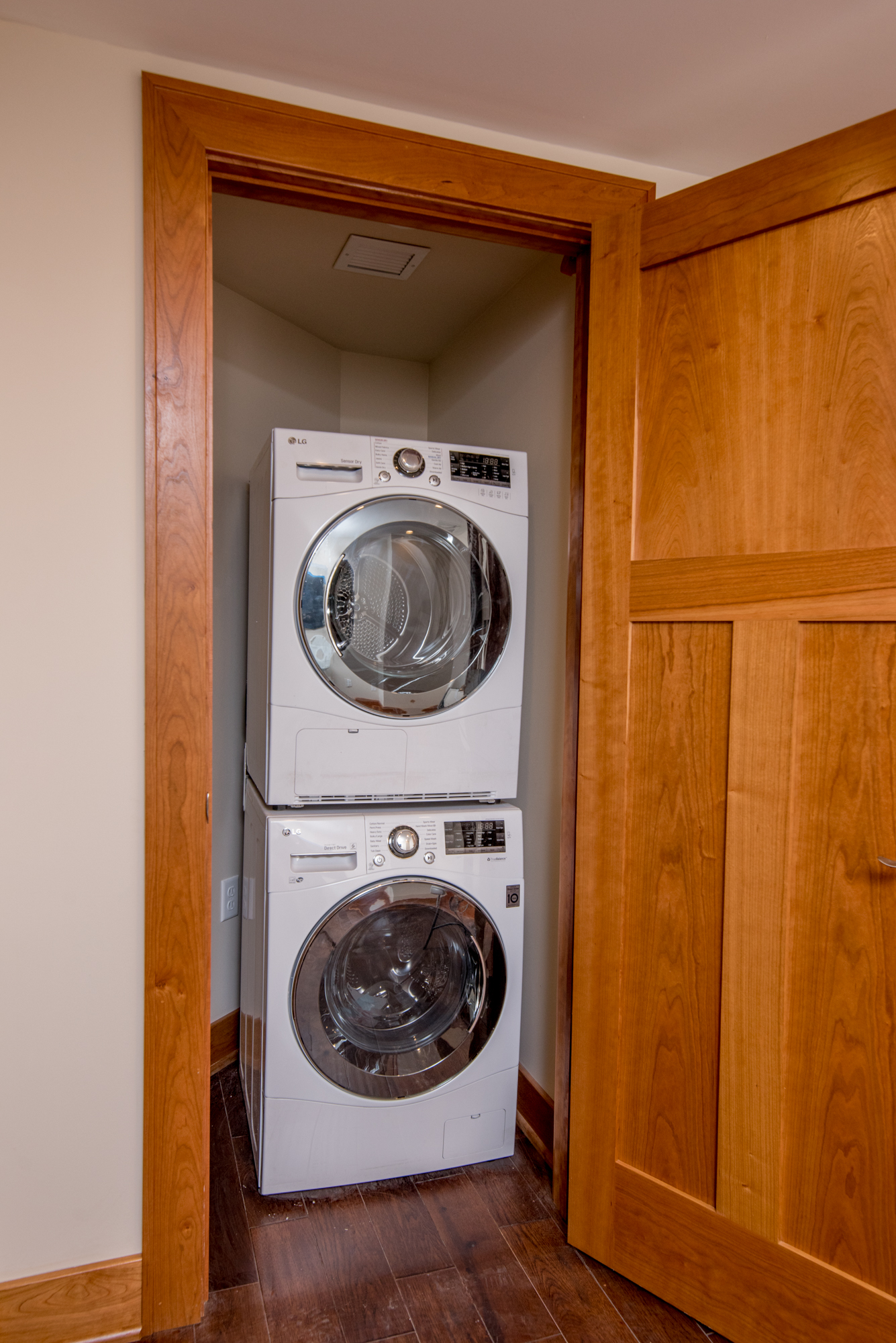 All apartments have in-unit washer and dryer