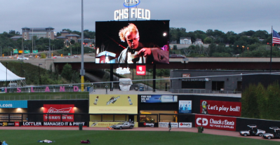 Views of CHS Field