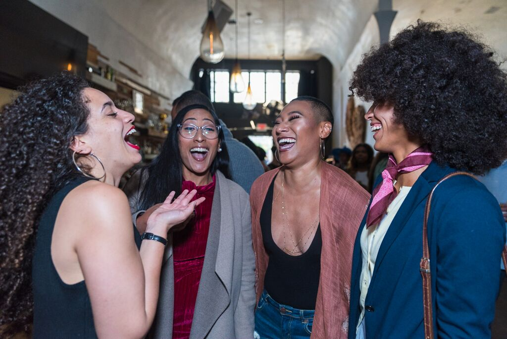 - NETWORKINGWe've created a light hearted environment for you to connect with the Bay Area's finest young professionals. You may walk in as strangers, but we guarantee you'll leave having made lasting professional and social connections.