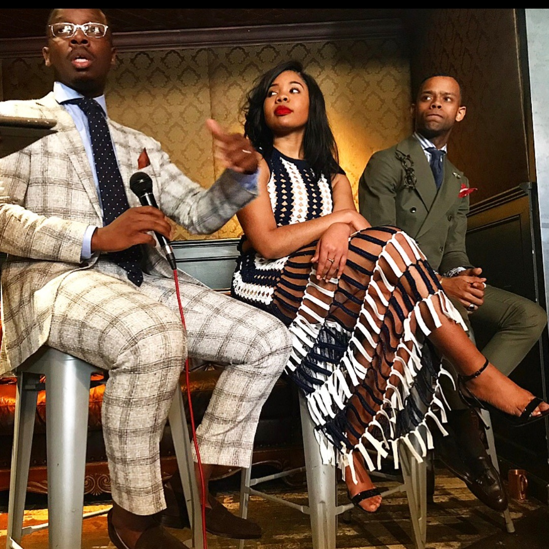 - DISCUSSION ON ELEVATING YOUR PERSONAL BRAND AND STYLEThe impetus of the Sip N' Style is to educate young professionals on style and what works best for them. Our open discussions hosted by stylist and style influencers will help provide you with tools on how to dress more dressing confidently for your body type ,lifestyle, and brand.