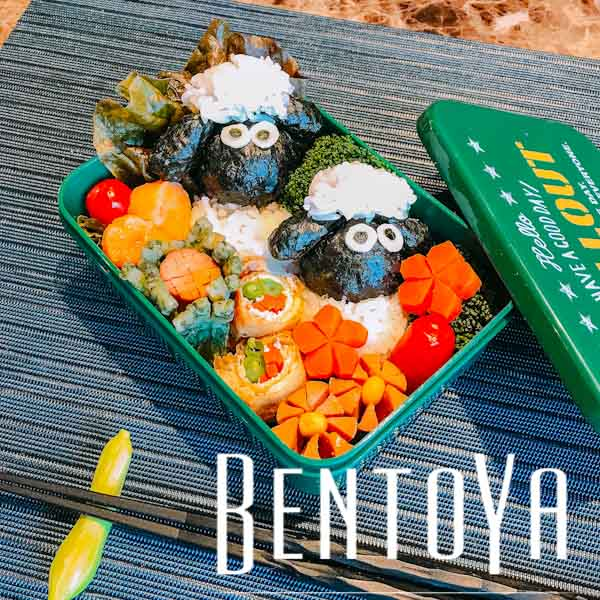 BentoYa x Shaun the Sheep Charaben Campaign 2019-3.jpeg