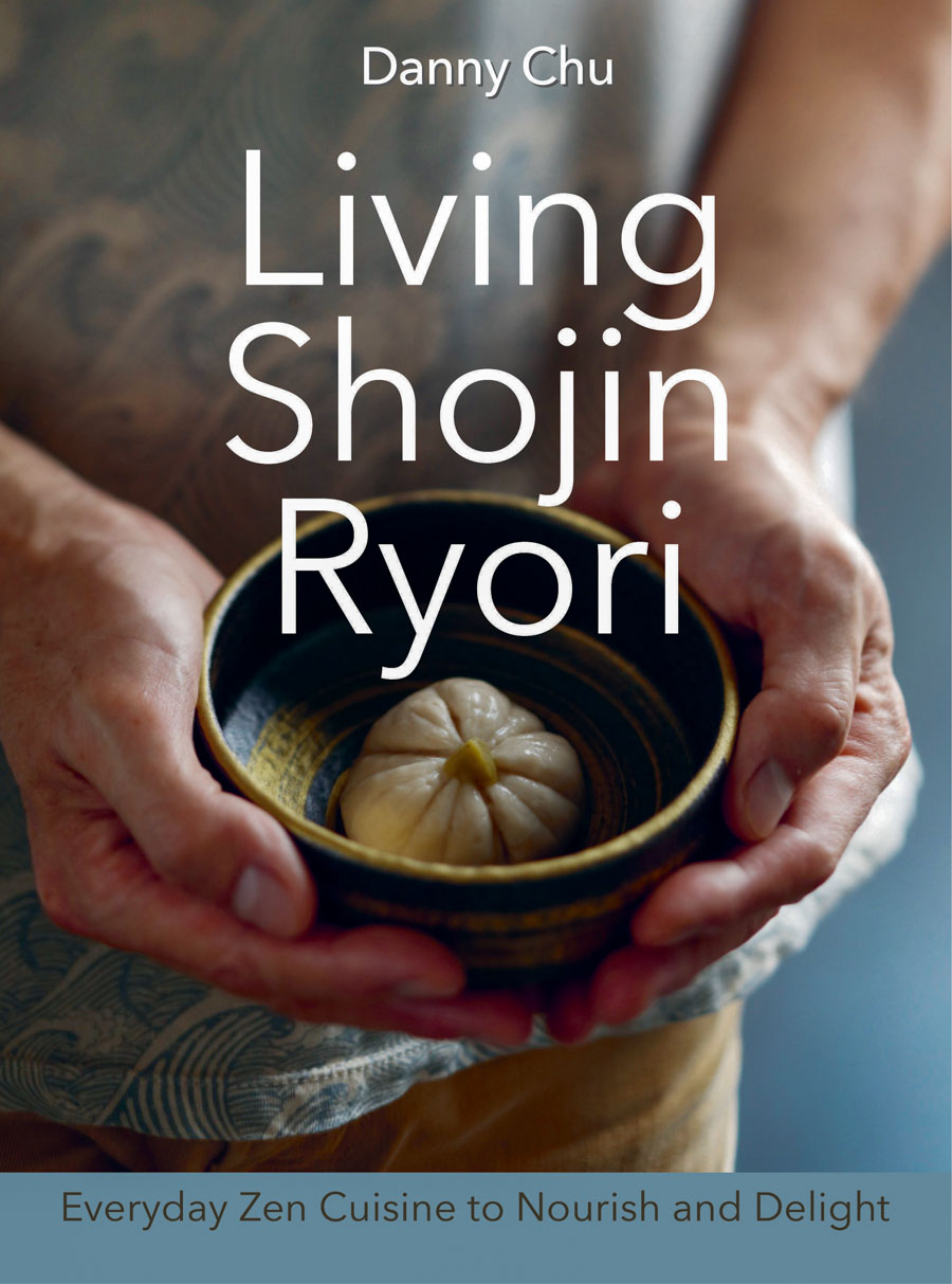 Photos and recipes reproduced from Living Shojin Ryori by Danny Chu, published by Marshall Cavendish. Available for sale on Amazon and leading bookstores.
