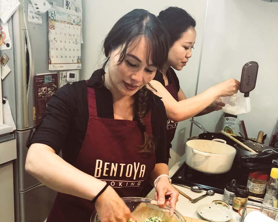 BentoYa+Cooking+Lillianne+and+Akiko_.jpg