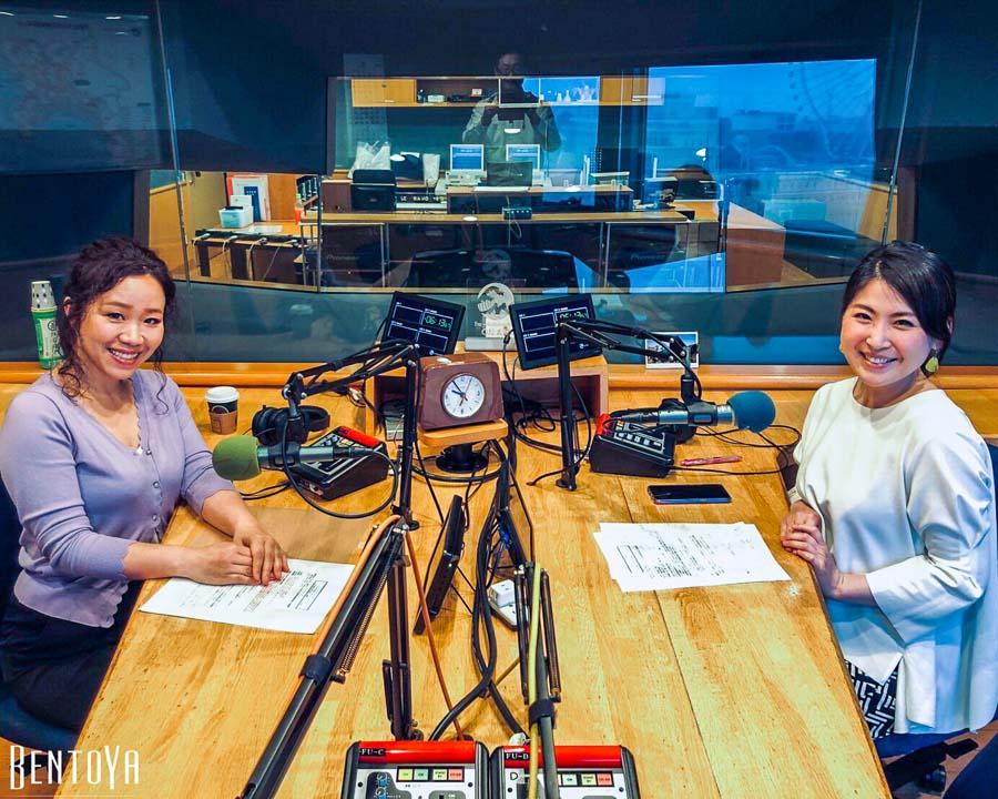 FM Yokohama Radio Show BentoYa Cooking Live on June 3.jpg