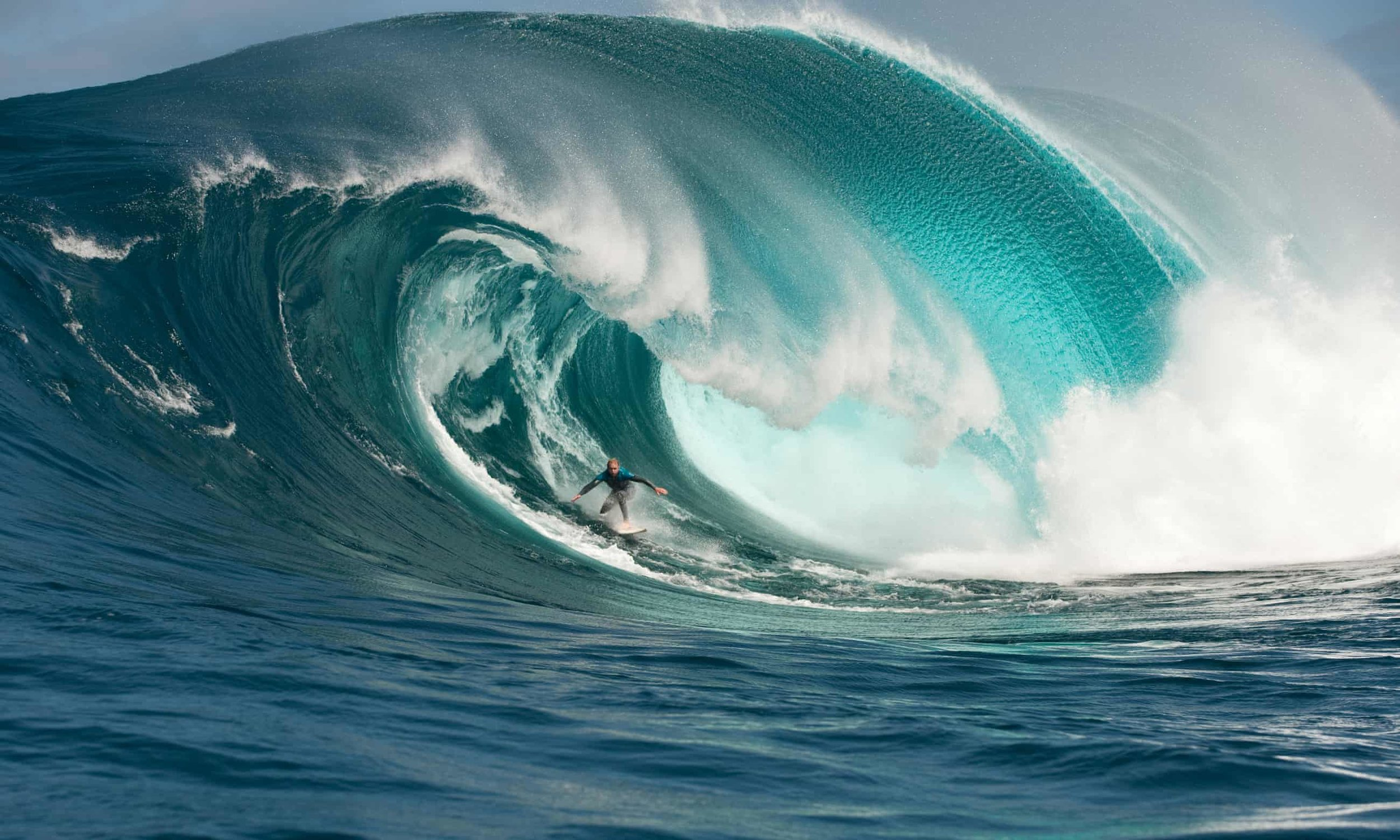 Mark Mathews surfing. Source: Surfing Life