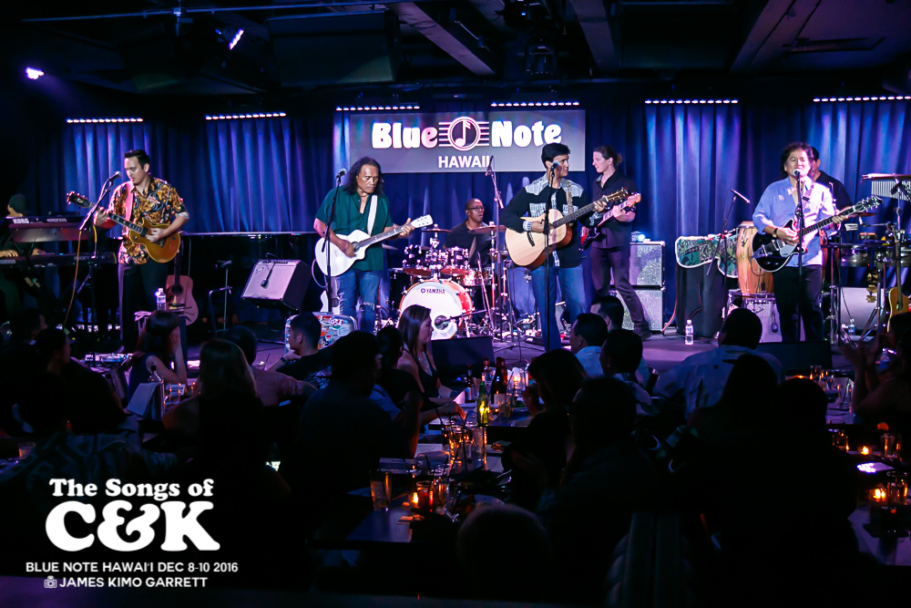 C&K Tribute Band - Blue Note, Hawaii