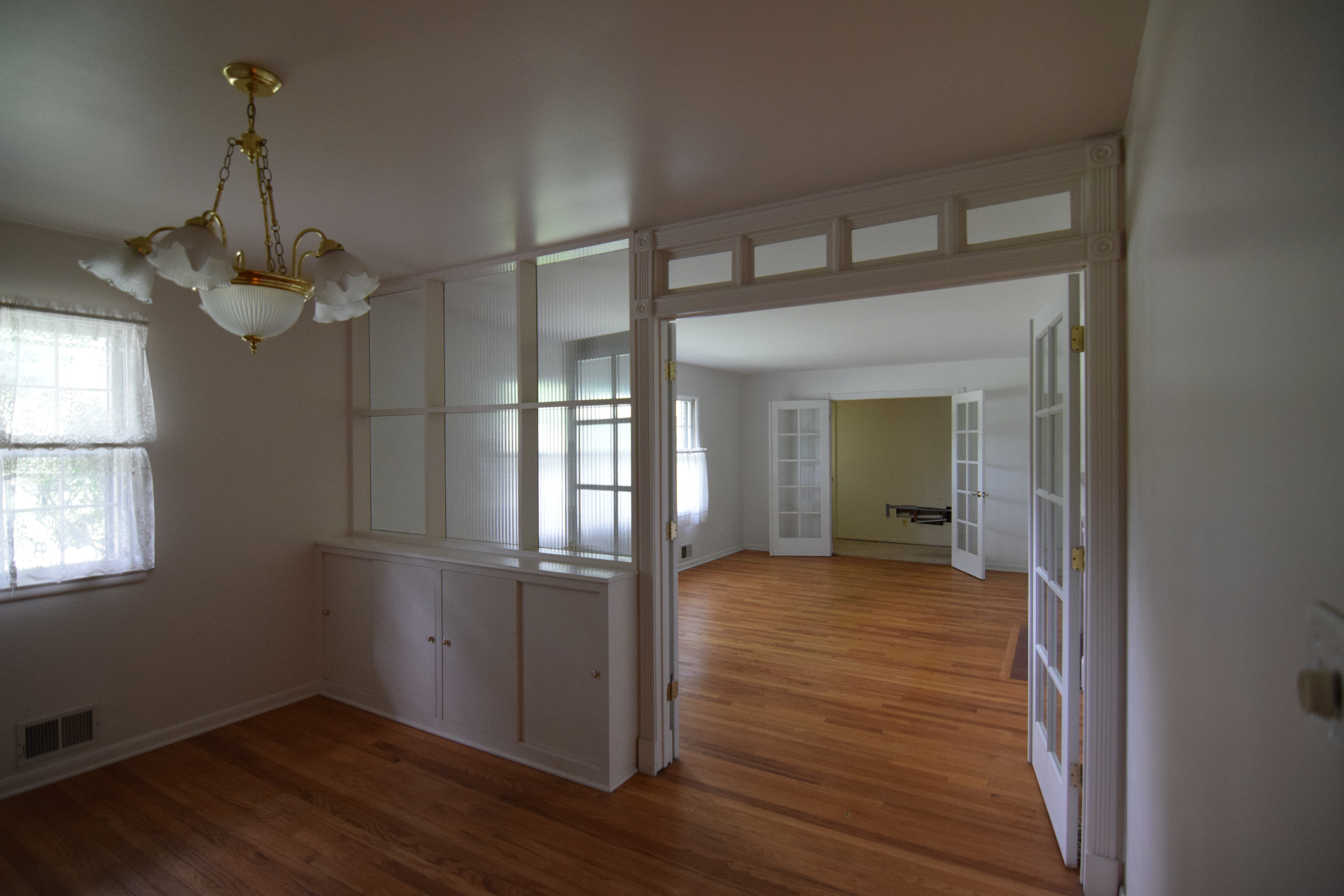 Monarch Homes | The House Next Door | Dining Room - Before