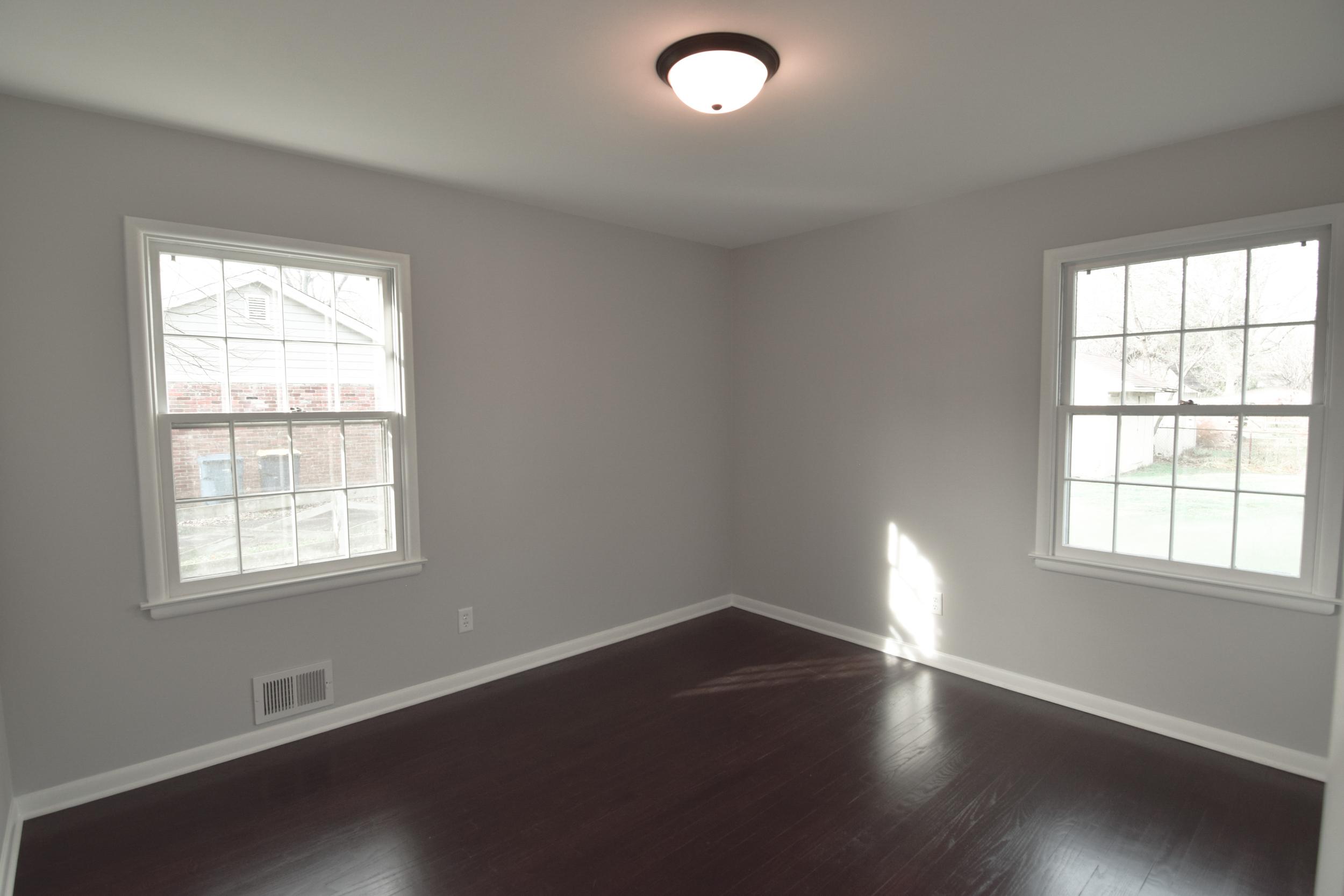Monarch Homes | The House Next Door | Bedroom - After