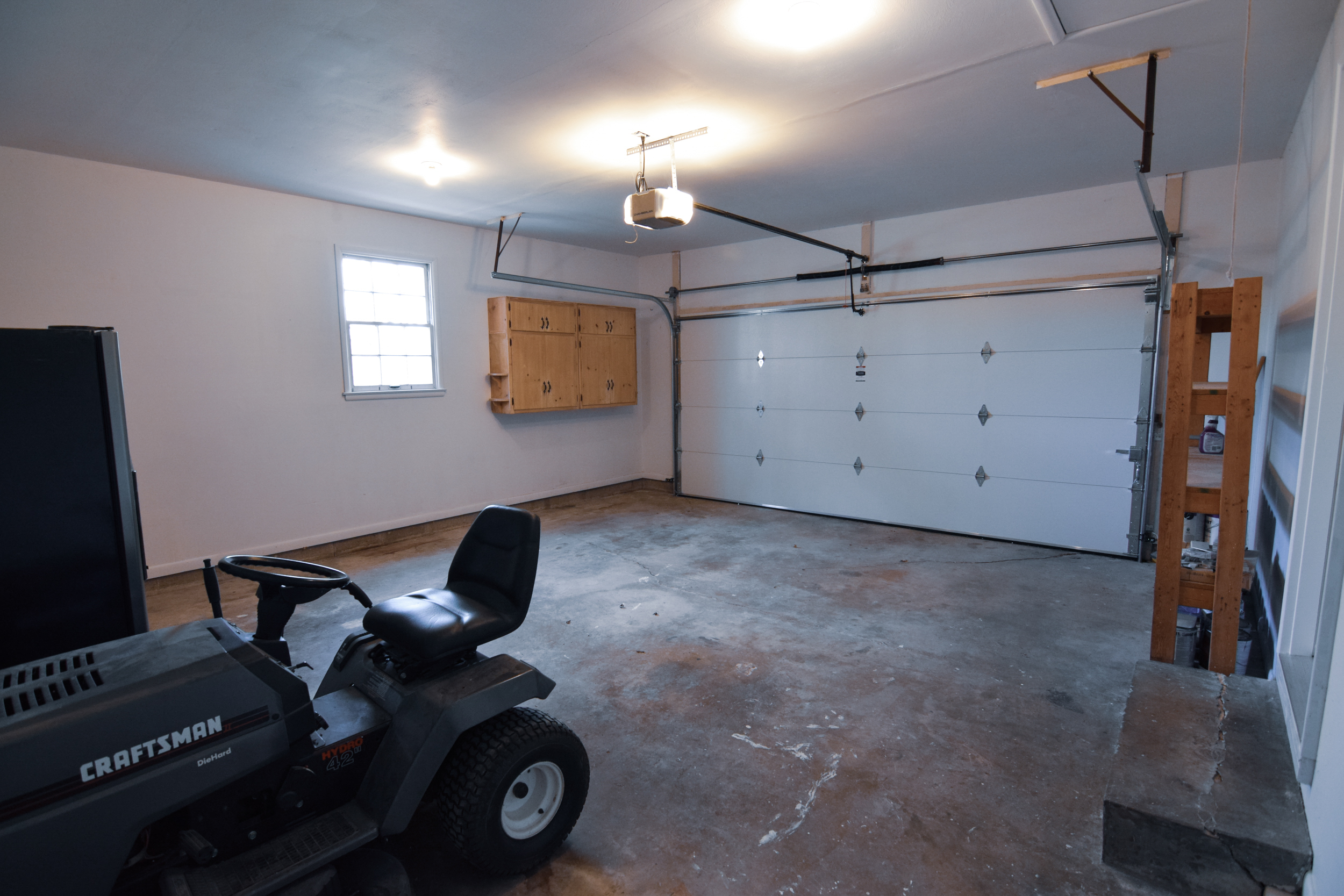 Monarch Homes | The House Next Door | Garage - After
