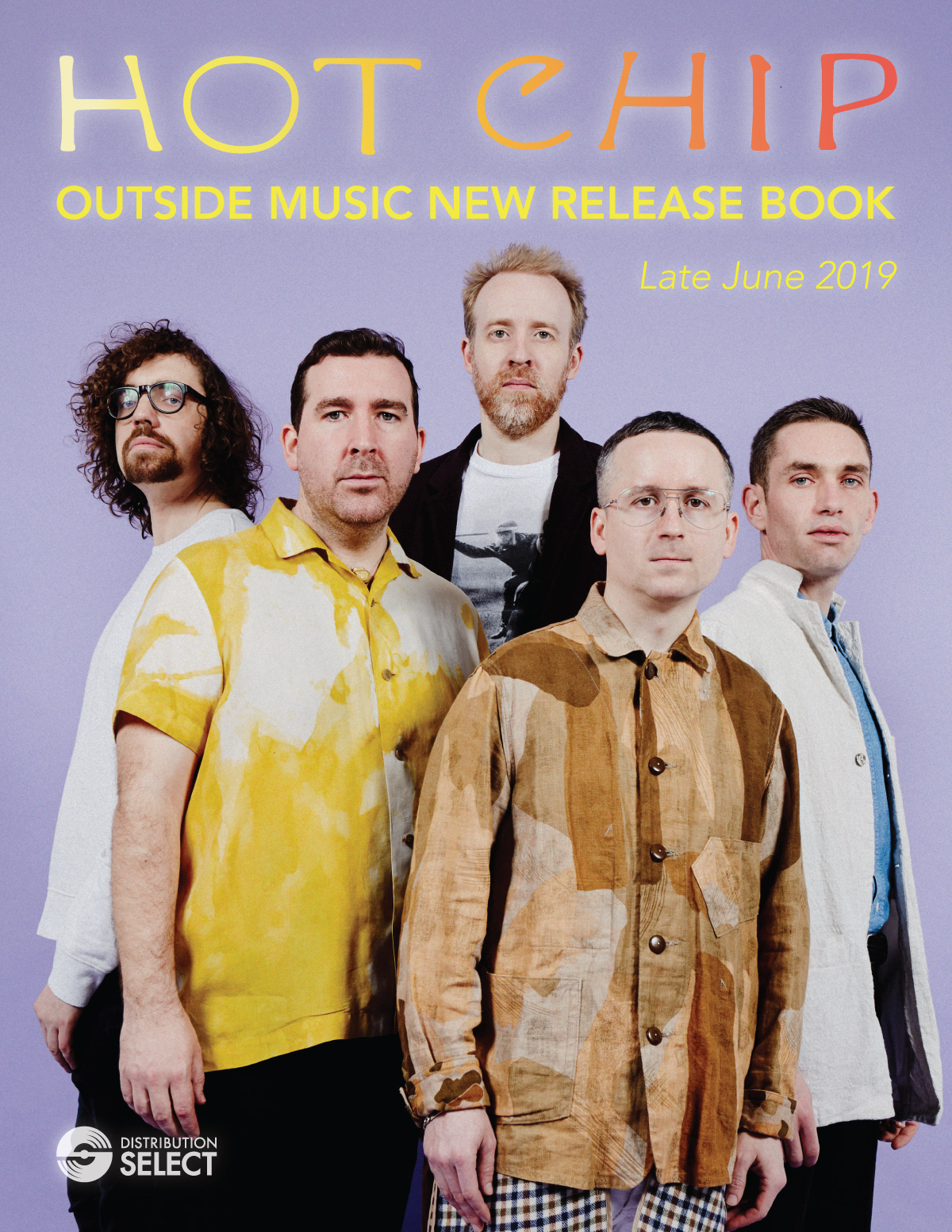 Outside Music New Release Book: Late June 2019 - To view online, click the book icon.To save the book to your computer, right click save as…LATE JUNE 2019 ORDER FORM