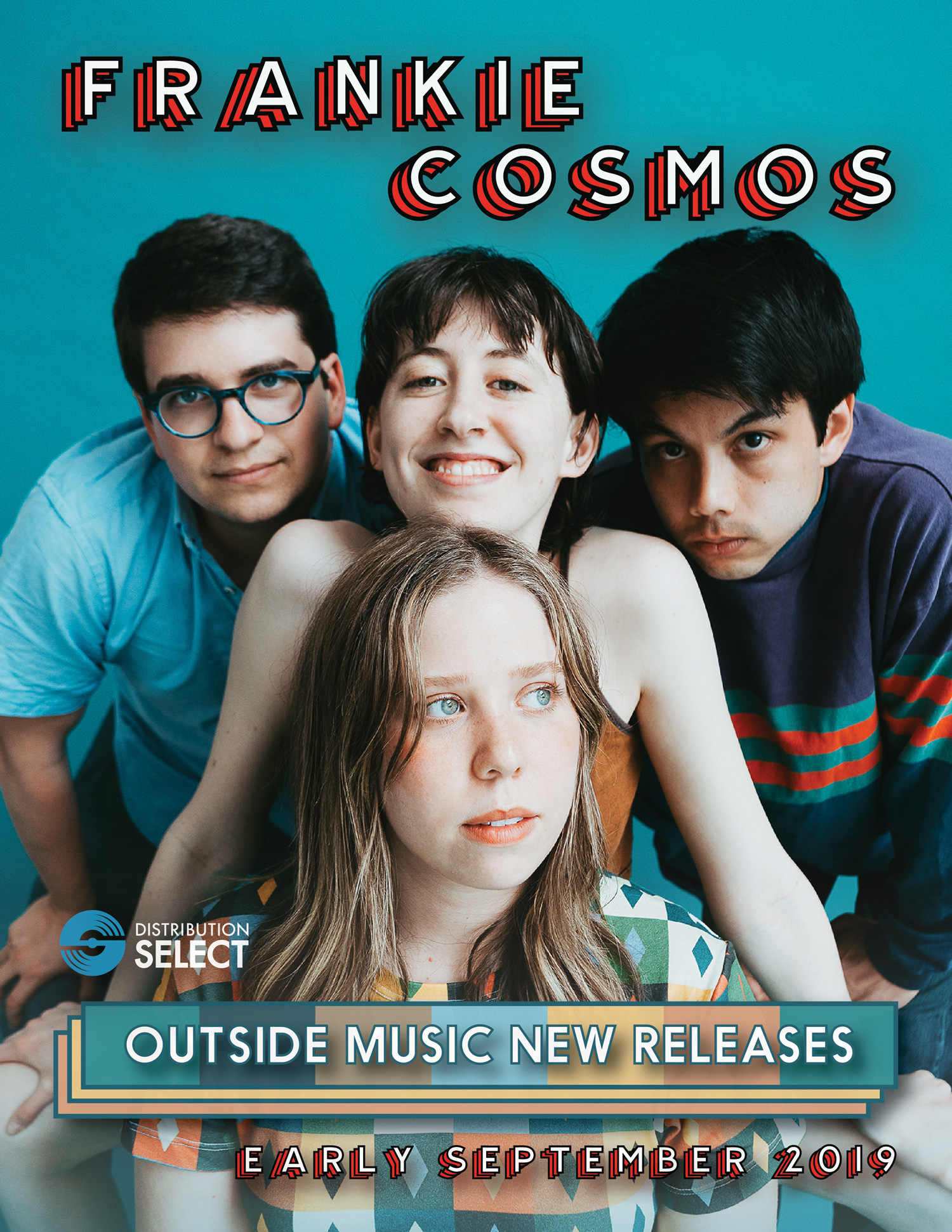 Outside Music New Release Book: Early September 2019 - To view online, click the book icon.To save the book to your computer, right click save as…EARLY SEPTEMBER 2019 ORDER FORM