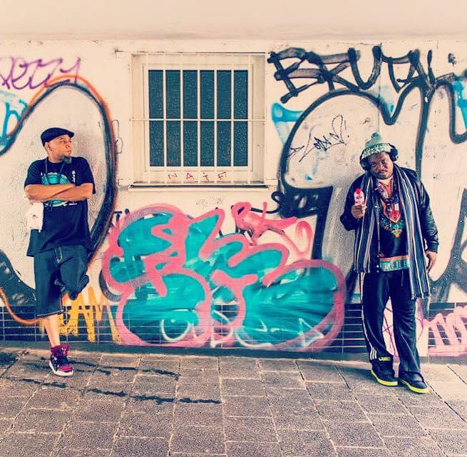 Shaheed and DJ Supreme -