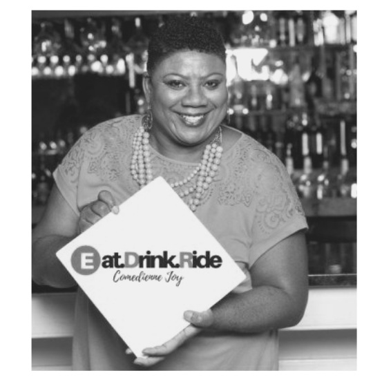 Bham Eat Drink Ride - Comedienne Joy
