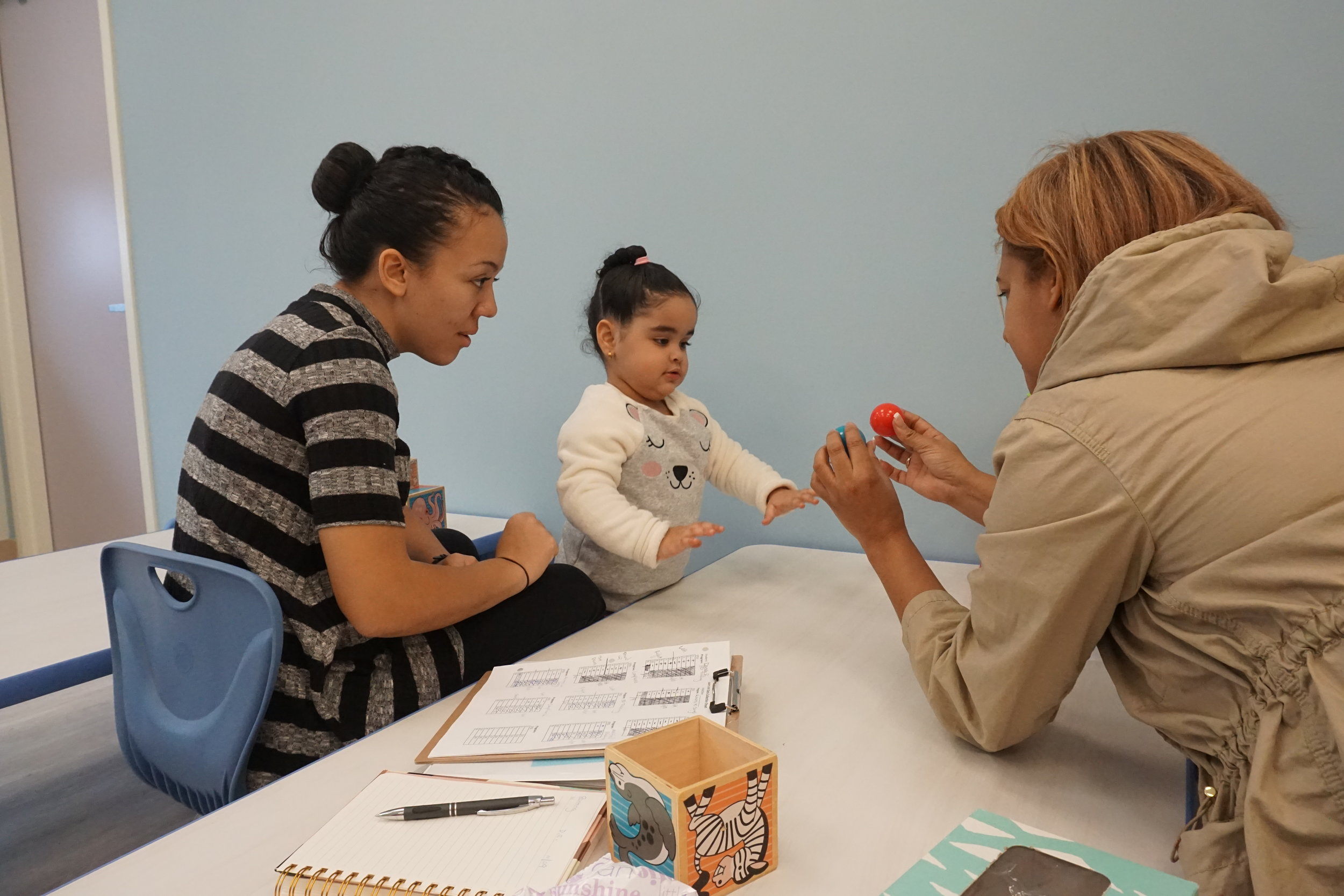 #MyMcCartonJourney - At McCarton Center Bronx, we recognize the incredible ability that exists within children who are on the spectrum, and strive to provide the treatment and education that each child needs to reach their full potential.Your gift can help her continue to unlock bright and promising futures for the babies at McCarton Center Bronx.