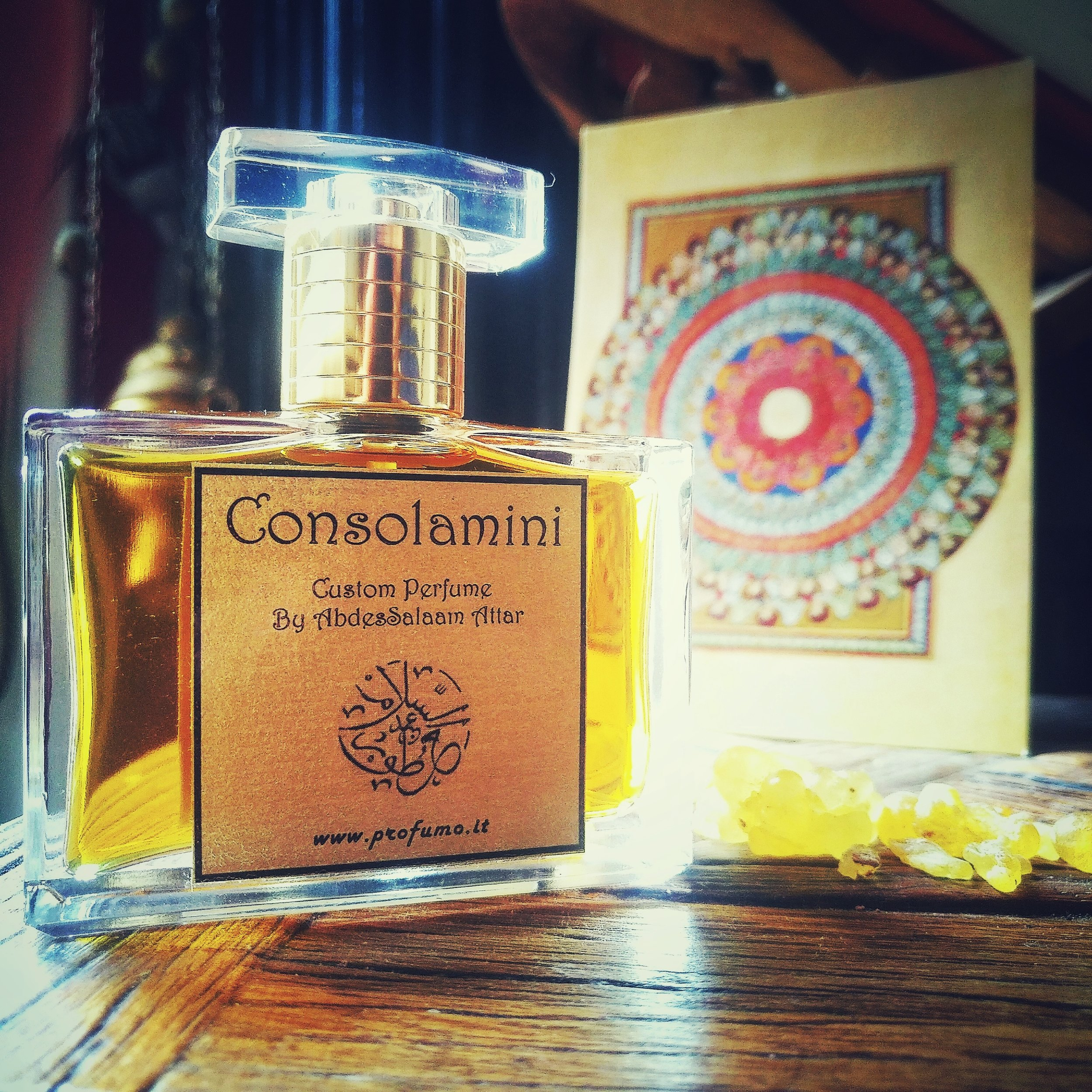 Consolamini - AbdesSalaam Attar