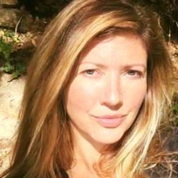 Author Suzanne Boisvert