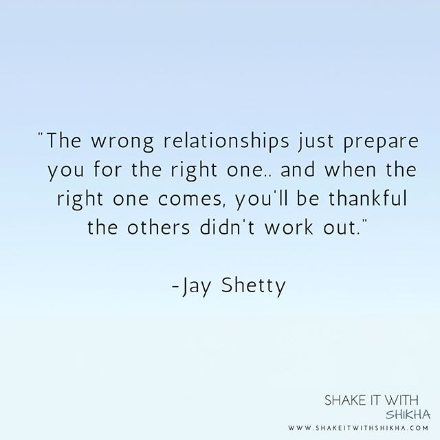 💯Every relationship teaches you a lesson ... holding on to the lesson is ok , holding on to the person is unhealthy ... accepting, recognizing  and letting go of the wrong  relationships is what will get you further and appreciate the right relationship . . . . #letgo#relationships#jayshettyquotes#jayshetty##success#growth#progress#happinessquotes #happiness#inspirationalquotes #love#inspire#inspiration #entrepreneurlife #entrepreneurquotes# #motivation#livewithpassion #yogi#healer#reiki#livewithpurpose #manifest#highvibes#higherconsciousness#mindfulness#shakeitwithshikha
