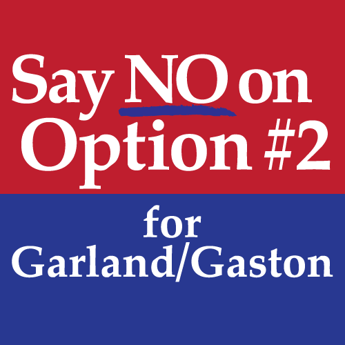 No to Option 2 Lakewood