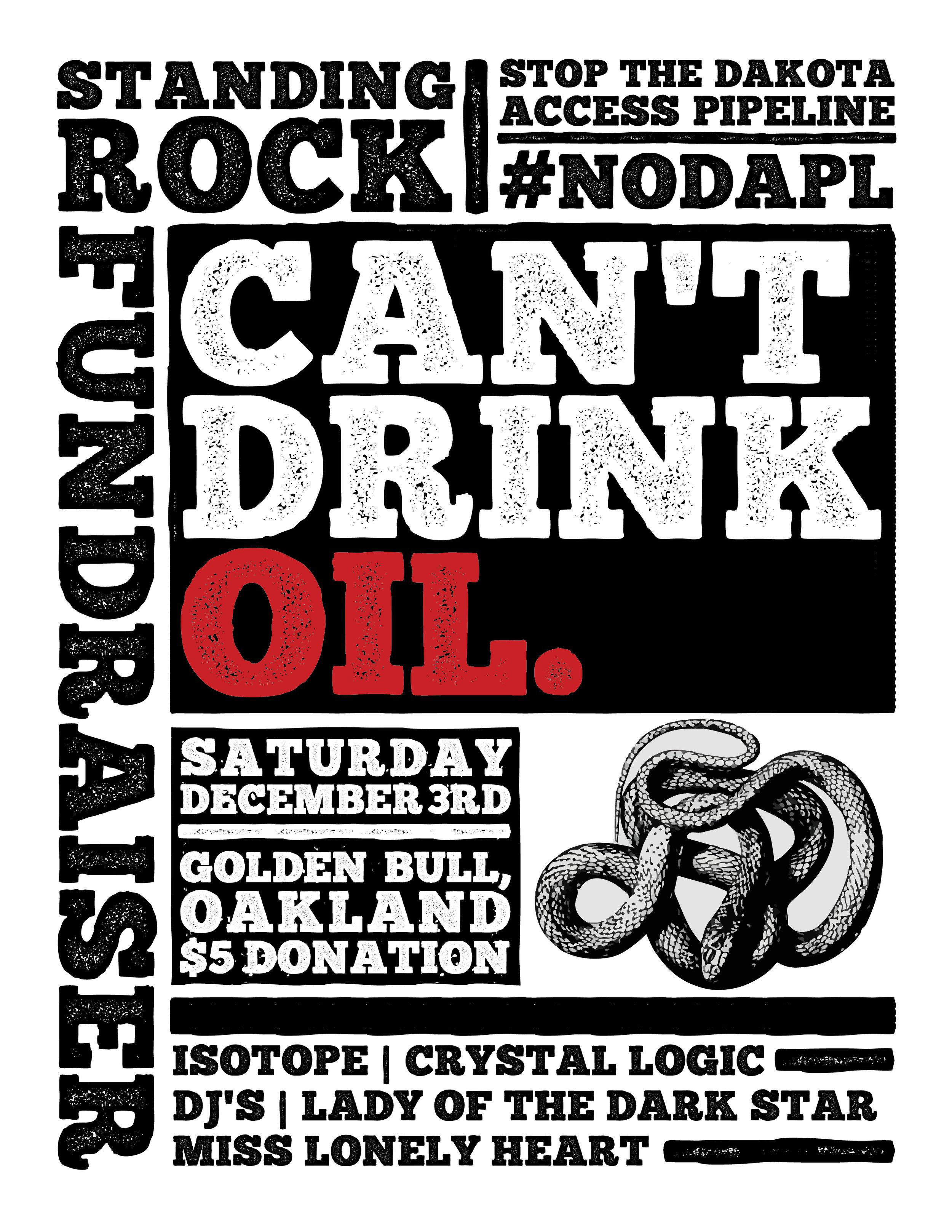 Standing Rock Fundraiser - Oakland.jpg