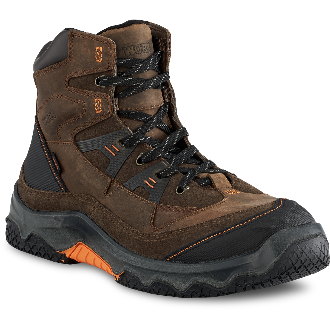 Worx 5623  Composite Toe - Waterproof - Electrical Hazard  Click here for specifications