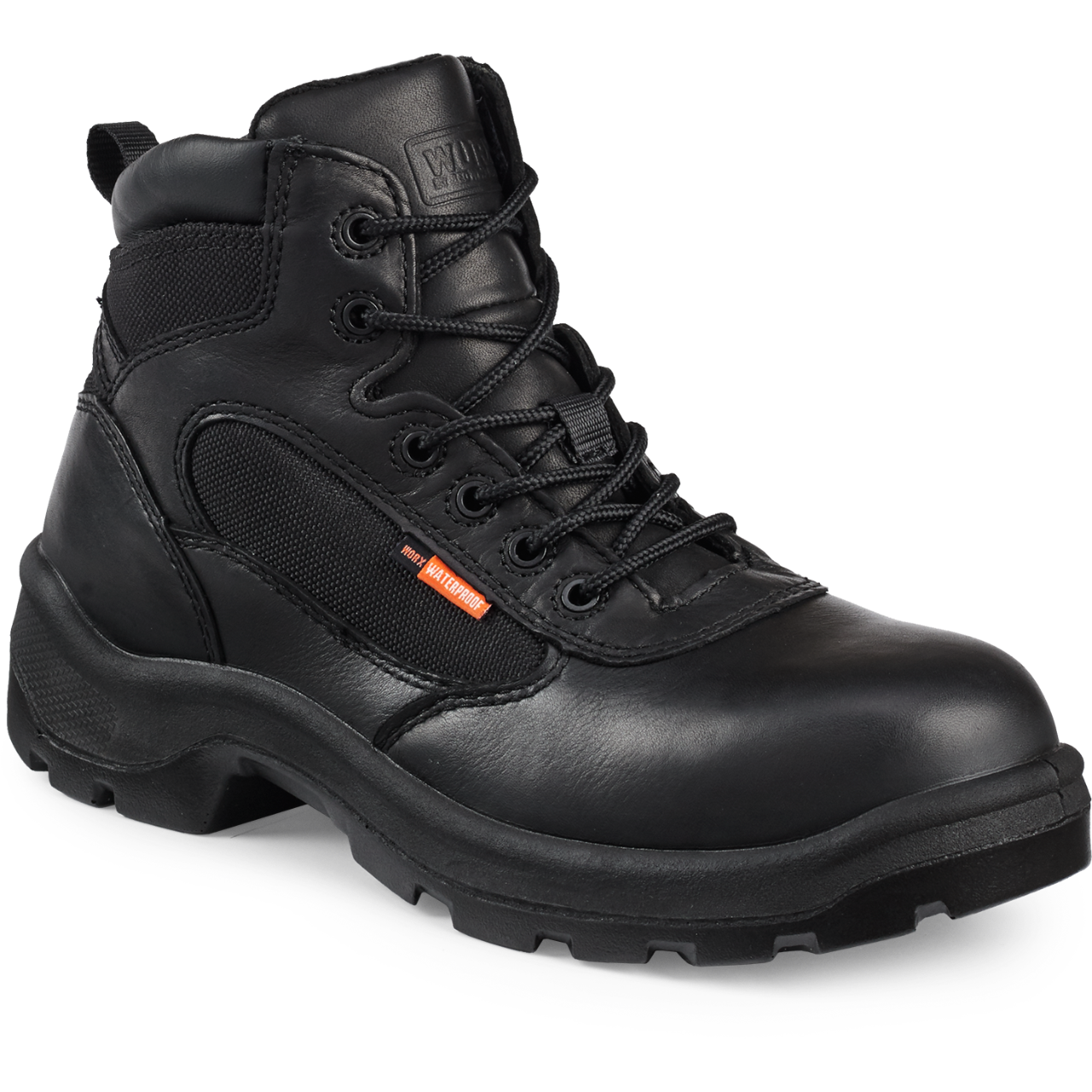 Worx 5611  Composite Toe - Waterproof - Electrical Hazard  Click here for specifications