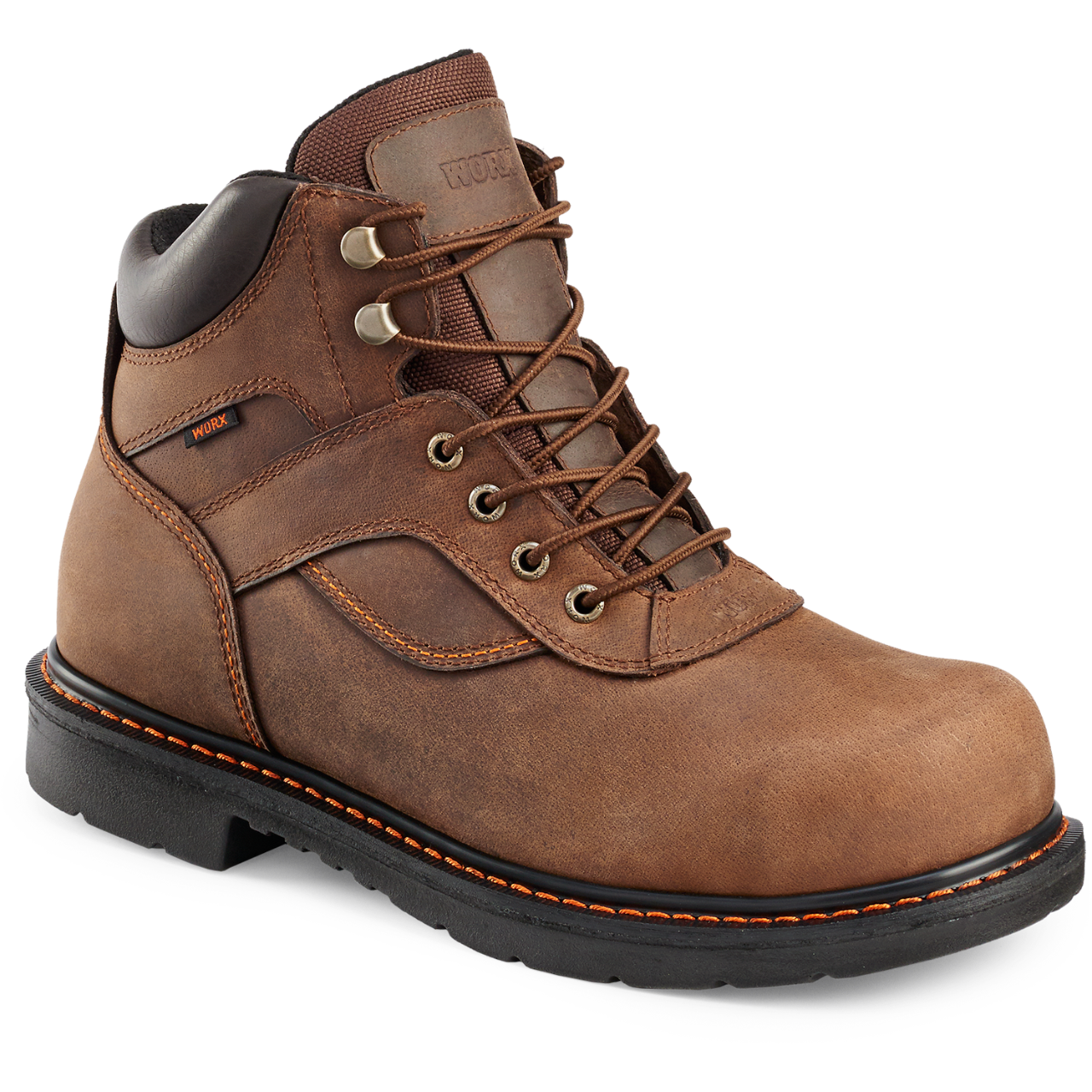 Worx 5605  Steel Toe - Electrical Hazard  Click here for specifications
