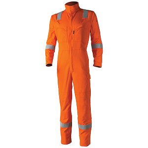 SACLA8MASCO - Aso Multi Risk Coverall Orange  • Fire Retardant • Non allergic fabrics • Self extinguishing • No Dripping, no melting • Light weight garments • High resistance fibers  Click here for specifications
