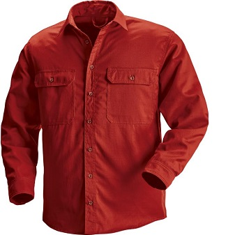 66300 - Red Wing FR Shirt   Multiple colors and sizes available  Flame Resistant Electric Arc Flash Anti Static EN ISO 11612, EN 1149-5, IEC 61482-2 (Class 1), NFPA 2112 Whole Garment Certified