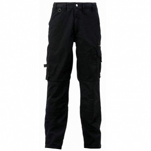 SACLA8CLPB Workwear Trousers Class Black poly/cotton