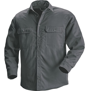 76321 - Red Wing FR Shirt  Red Wing's flame-resistant and arc-rated textile materials provide superior protection against flash fire and electric arc flash exposure. NFPA 2112 EN ISO 11612 IEC 61482