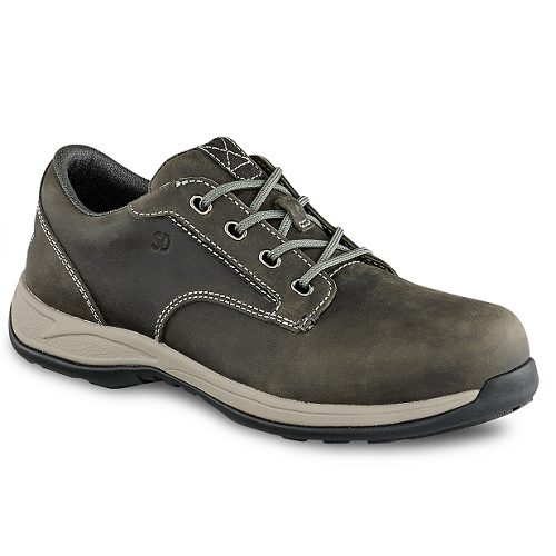 Red Wing 2307 - Women's Oxford Sage  Non-Metallic Toe - Static Dissipative Women's Specific Fit - HRO Heat Resistant  Click here for specifications