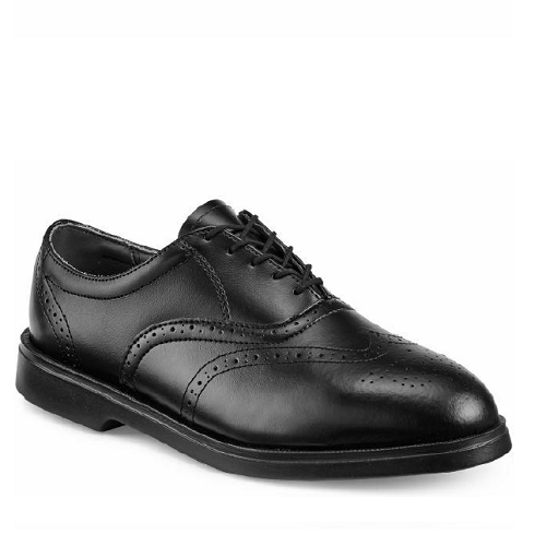 Red Wing 8701 - Men's Oxford Black  Steel Toe - Static Dissipative  Click here for specifications