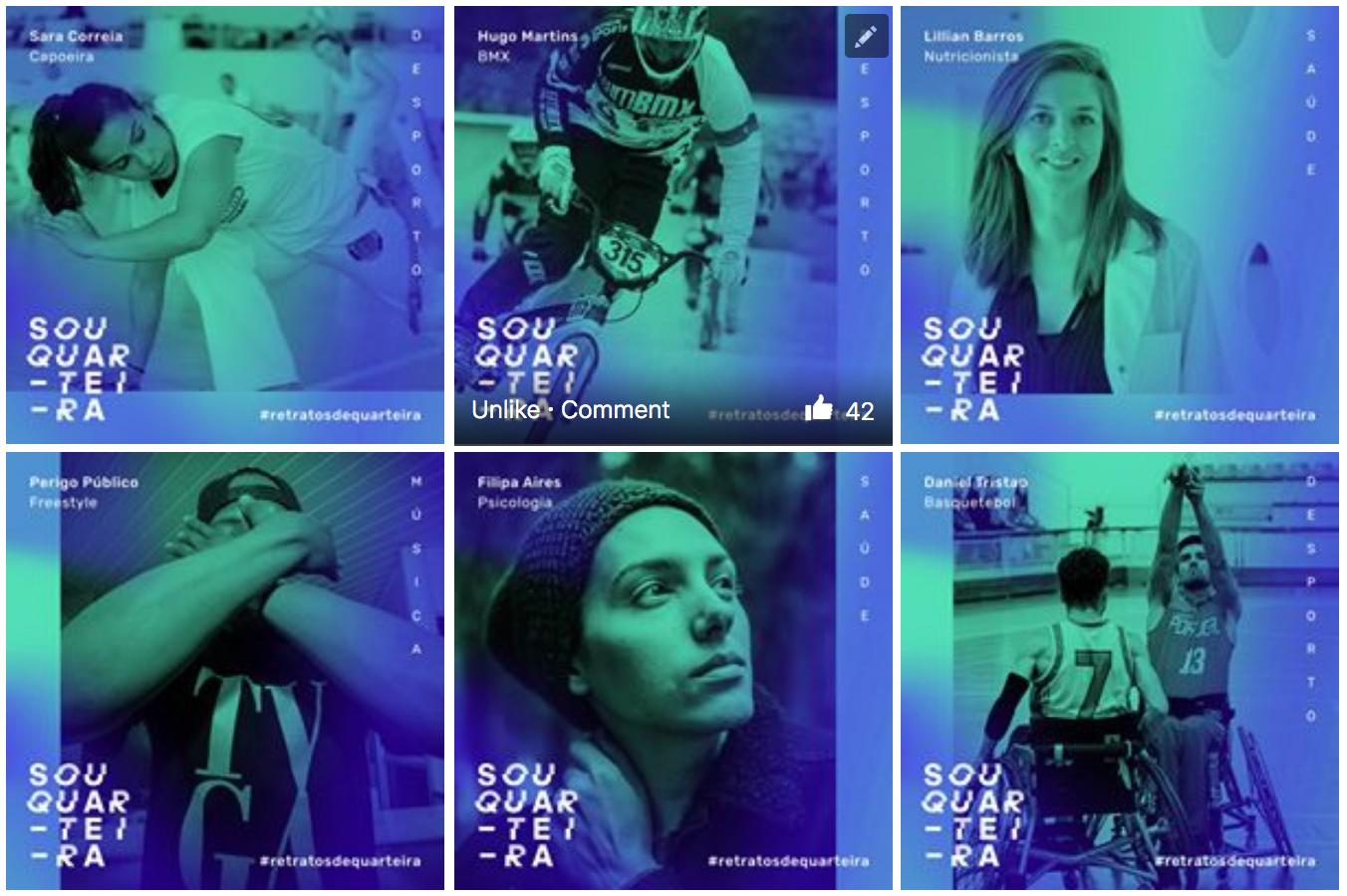 CAMPANHA SOCIAL - A campanha social Retratos dá voz a todos os indivíduos que elevam o nome da cidade. Desde os que viajaram na procura dos sonhos, aos que ficaram e dão vida à cidade, e até aos que a cidade adotou. Trata-se de uma série de retratos e testemunhos de indivíduos influentes em diversas áreas: política, arte, música, desporto, empreendedorismo, investigação, etc.Facebook Instagram