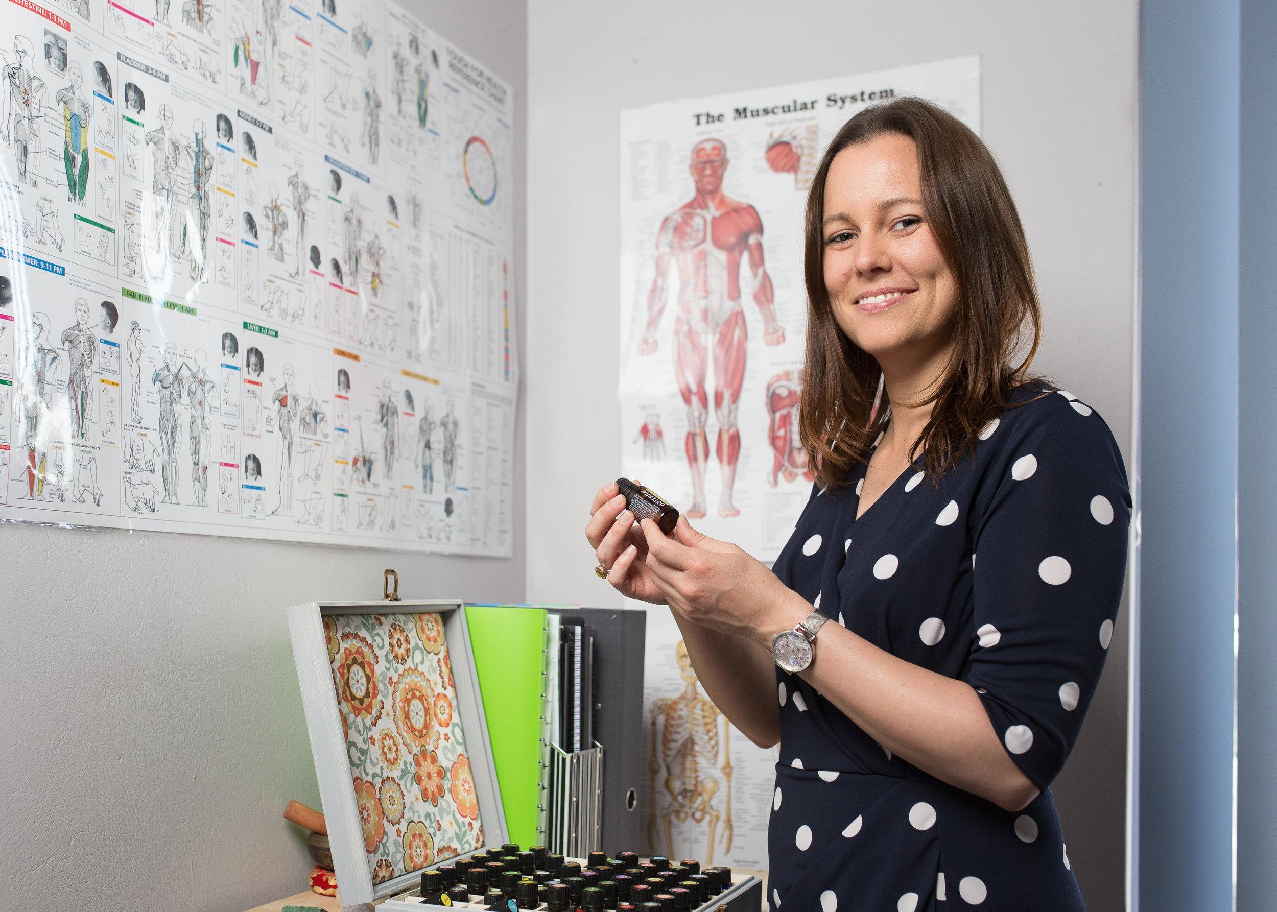 Kate Kahl Kinesiologist Reiki Practitioner